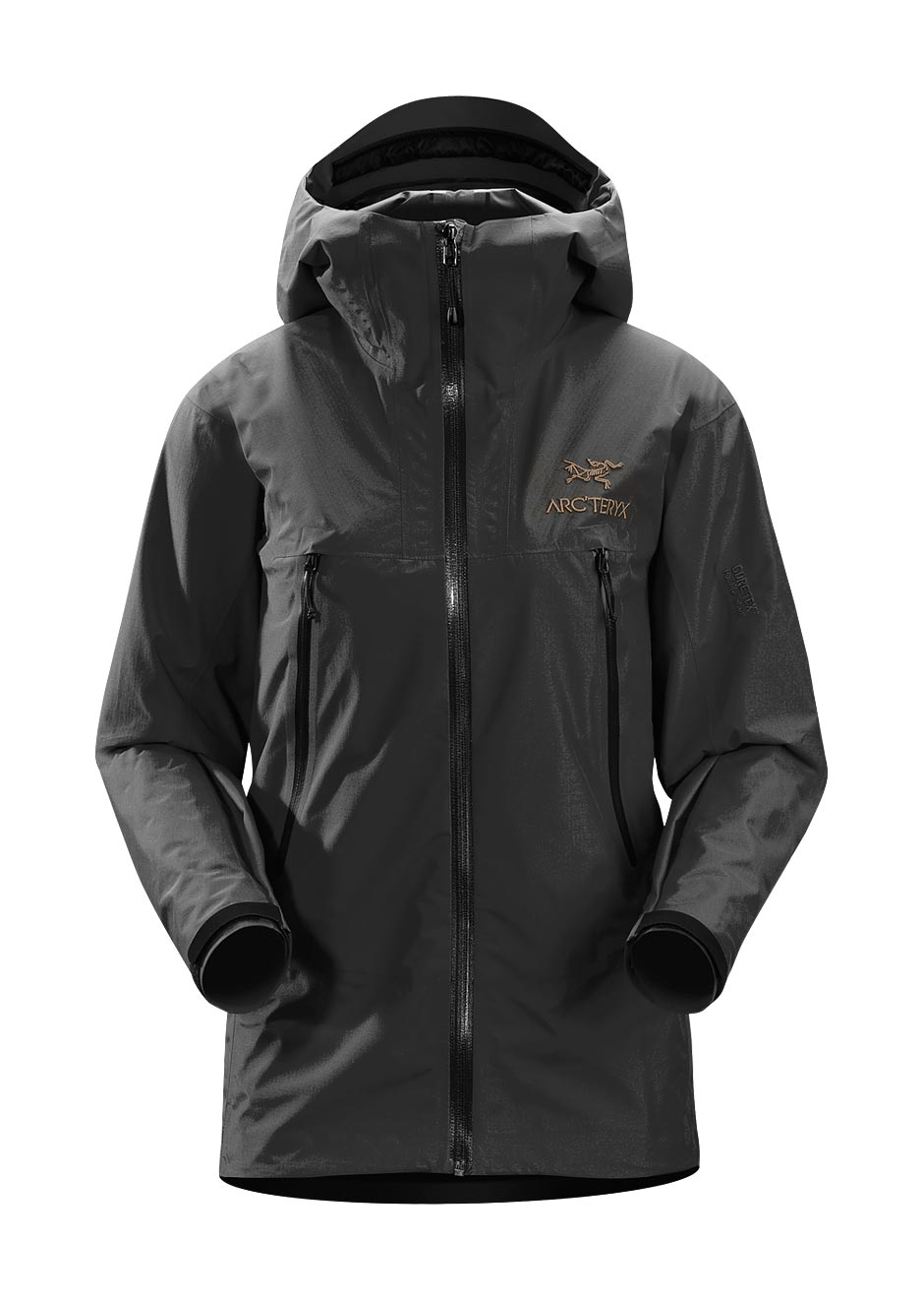 Arcteryx Black Alpha SL Jacket